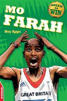 Cover for EDGE: Dream to Win: Mo Farah by Roy Apps