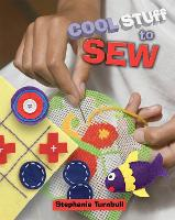 Cover for Cool Stuff to Sew by Stephanie Turnbull