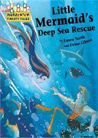 Cover for Hopscotch: Twisty Tales: Little Mermaid's Deep Sea Rescue by Laura North