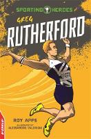 Cover for EDGE: Sporting Heroes: Greg Rutherford by Roy Apps