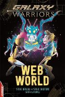 Cover for EDGE: Galaxy Warriors: Web World by Steve Skidmore, Steve Barlow