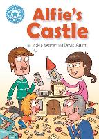 Cover for Reading Champion: Alfie's Castle Independent Reading Blue 4 by Jackie Walter