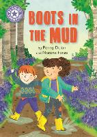 Cover for Reading Champion: Boots in the Mud Independent Reading Purple 8 by Penny Dolan