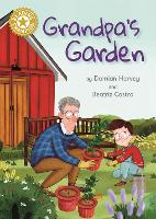 Cover for Reading Champion: Grandpa's Garden Independent Reading Gold 9 by Damian Harvey