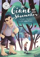 Cover for Reading Champion: The Giant and the Shoemaker Independent Reading White 10 by Lynne Benton