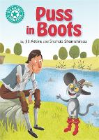 Cover for Reading Champion: Puss in Boots Independent Reading Turquoise 7 by Jill Atkins