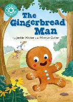 Cover for Reading Champion: The Gingerbread Man Independent Reading Turquoise 7 by Jackie Walter