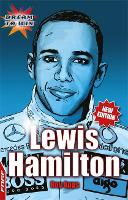Cover for EDGE Dream to Win: Lewis Hamilton reissue by Roy Apps