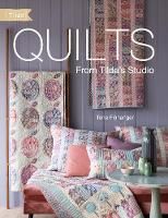 Cover for Quilts from Tilda's Studio  by Tone Finnanger