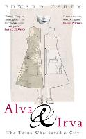 Cover for Alva & Irva by Edward Carey