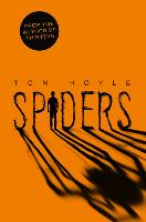 Cover for Spiders by Tom Hoyle