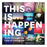 Cover for This Is Happening  by Bridget Watson Payne