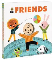 Cover for Busy Baby: Friends by Sara Gillingham
