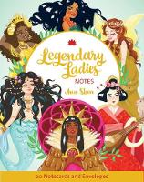 Cover for Legendary Ladies Notes  by Ann Shen