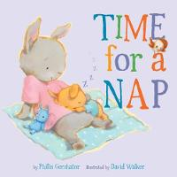 Cover for Time for a Nap by Phillis Gershator