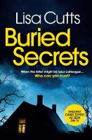Cover for Buried Secrets by Lisa Cutts