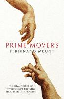 Cover for Prime Movers  by Ferdinand Mount