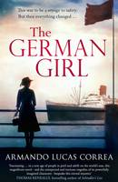 Cover for The German Girl by Armando Lucas Correa