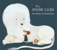 Cover for The Snow Lion by Jim Helmore