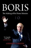 Cover for Boris  by Andrew Gimson