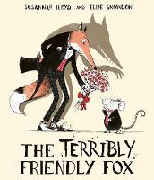Cover for The Terribly Friendly Fox by Susannah Lloyd