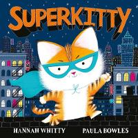 Cover for Superkitty by Hannah Whitty