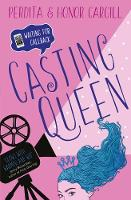 Cover for Casting Queen by Perdita Cargill, Honor Cargill