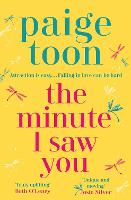Cover for The Minute I Saw You by Paige Toon
