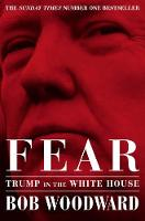 Cover for Fear  by Bob Woodward
