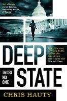 Cover for Deep State  by Chris Hauty