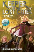Cover for Legacy by Shannon Messenger