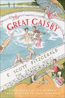 Cover for The Great Gatsby The Graphic Novel by F. Scott Fitzgerald