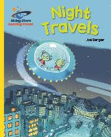 Cover for Reading Planet - Night Travels - Yellow: Galaxy by Joe Berger