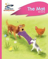 Cover for Reading Planet - The Mat - Pink A: Rocket Phonics by Zoe Clarke