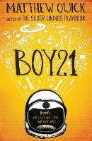 Cover for Boy21 by Matthew Quick