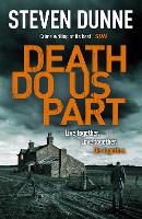 Cover for Death Do Us Part (DI Damen Brook 6) by Steven Dunne