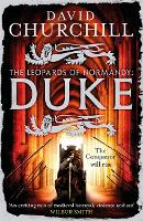 Cover for Duke (Leopards of Normandy 2)  by David Churchill
