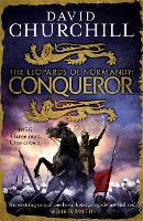 Cover for Conqueror (Leopards of Normandy 3)  by David Churchill