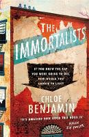 Cover for The Immortalists  by Chloe Benjamin