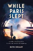 Cover for While Paris Slept: A powerful novel of love, survival and the endurance of hope by Ruth Druart