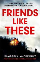 Cover for Friends Like These How well do you really know your friends? by Kimberly McCreight