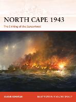 Cover for North Cape 1943  by Angus Konstam