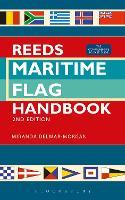 Cover for Reeds Maritime Flag Handbook 2nd edition  by Miranda Delmar-Morgan
