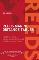Cover for Reeds Marine Distance Tables 14th edition by Miranda Delmar-Morgan