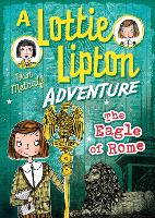 Cover for The Eagle of Rome A Lottie Lipton Adventure by Dan Metcalf
