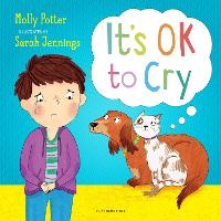 Cover for It's OK to Cry  by Molly Potter