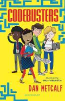 Cover for Codebusters by Dan Metcalf