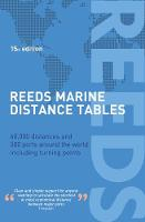 Cover for Reeds Marine Distance Tables 15th edition by Miranda Delmar-Morgan