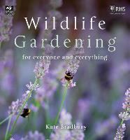 Cover for Wildlife Gardening  by Kate Bradbury