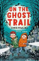 Cover for On the Ghost Trail: A Bloomsbury Reader by Chris Powling